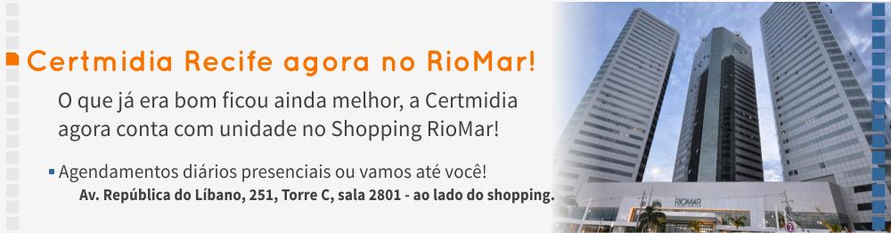 Ponto Certimidia Certificado Digital Recife Rio Mar